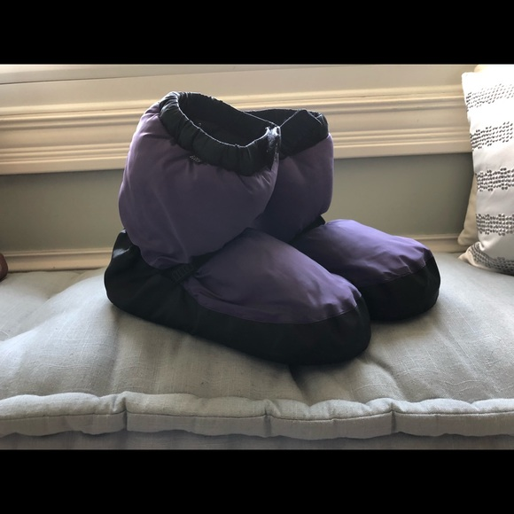 Bloch Shoes | Pointe Shoe Boot Covers